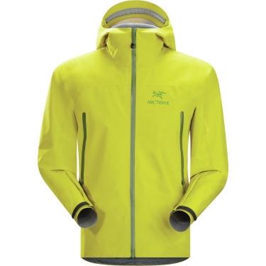 Arc'tervyx Zeta LT Jacket - best rain jackets for hiking