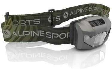 Alpine Sports X1 - Best Backpacking Headlamps