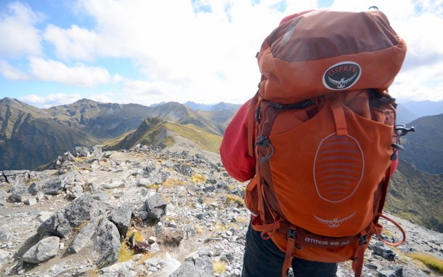 Gear Review: Osprey Atmos 65 Ag Backpack