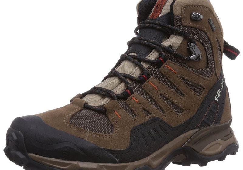 Gear Review: Salomon Conquest GTX Boots