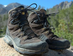 Salomon Conquest Gtx