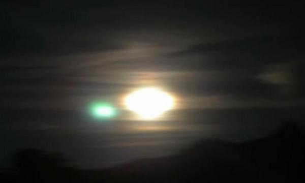 9 - Needles - UFO Sightings California