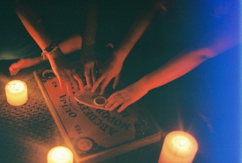 Group - How to Use a Ouija Board