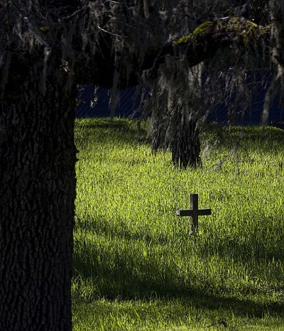 10 - Adelaida Cemetery, Paso Robles - 10 Haunted Cemeteries California