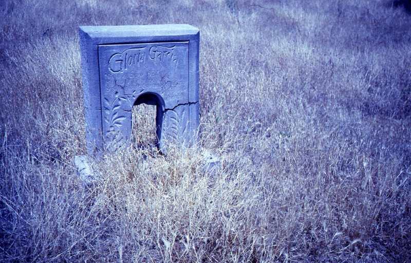 6 - Agua Mansa Cemetery, Colton - 10 Haunted Cemeteries California