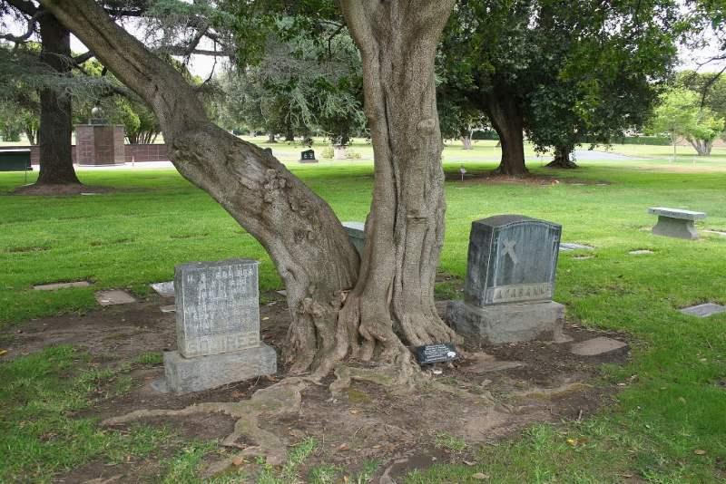 1 - Fairhaven Cemetery, Santa Ana - 10 Haunted Cemeteries California