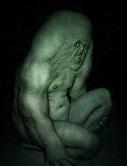 5 - Blemmyes - Paranormal Creatures