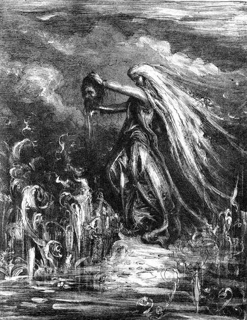 3 - Rusalka - Paranormal Creatures