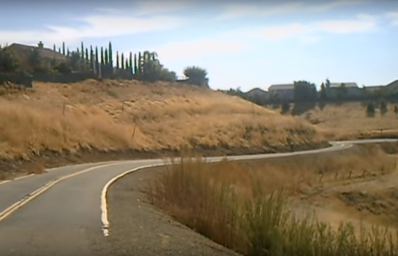 9 - Antioch Gravity Hill - California Gravity Hills