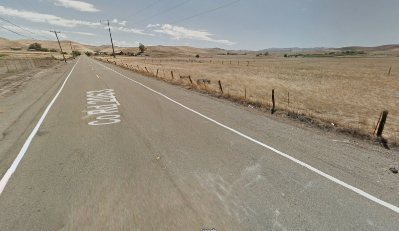 6 - Livermore Gravity Hill - California Gravity Hills