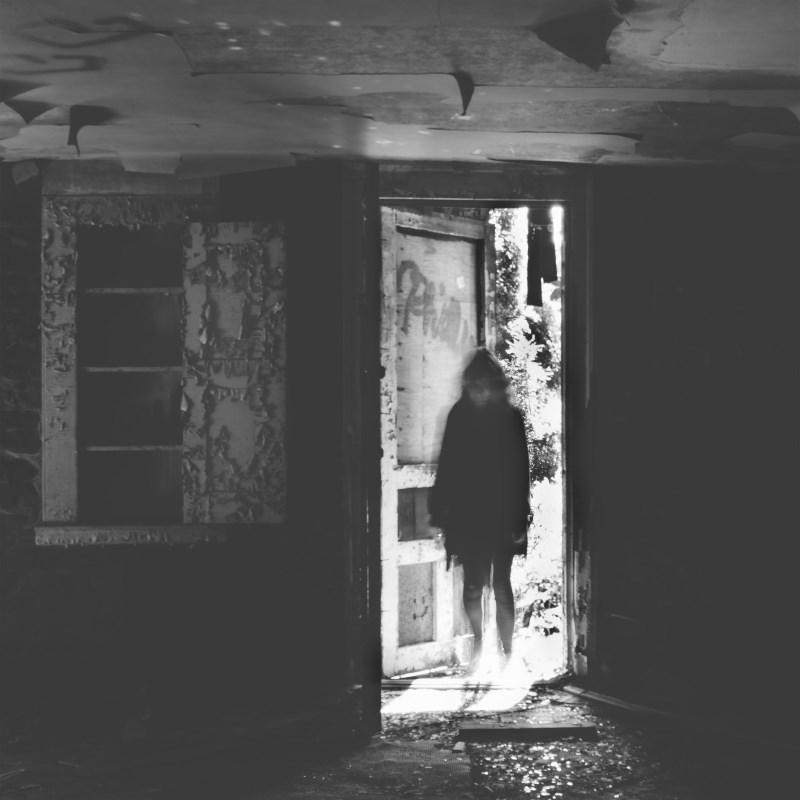 Ghost in doorway