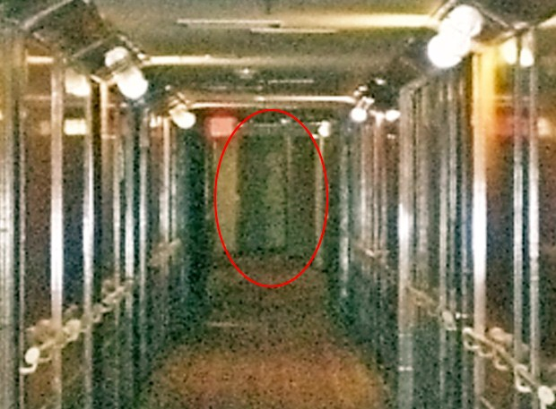 The Many Ghosts Of The Queen Mary