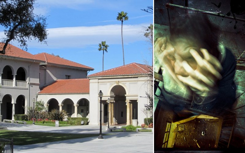 10 Most Terrifying Haunted Colleges in California