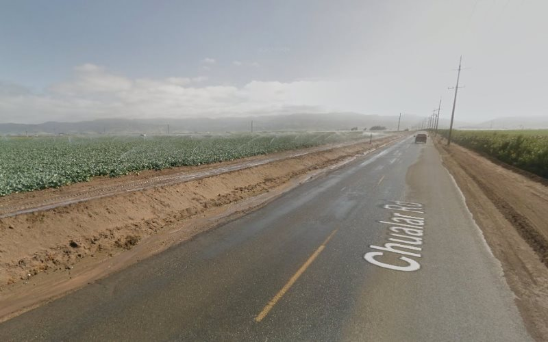 Chualar Road Salinas