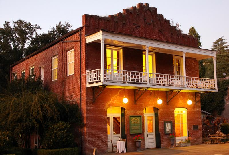 Imperial Hotel in Amador City