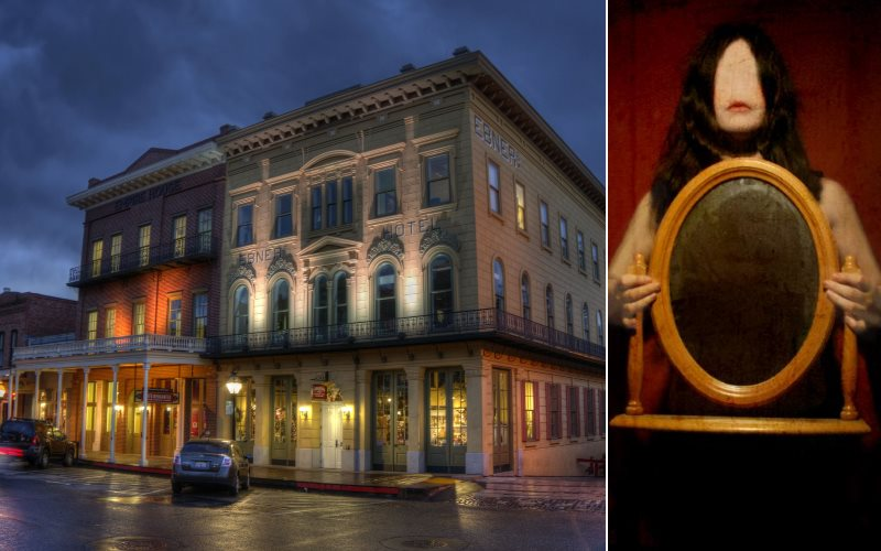 10 Creepiest Haunted Hotels in California