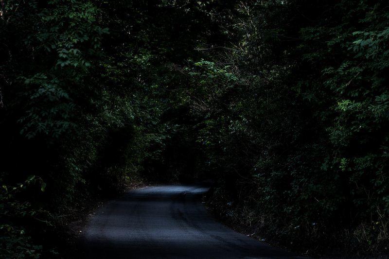 Prospector Road in California