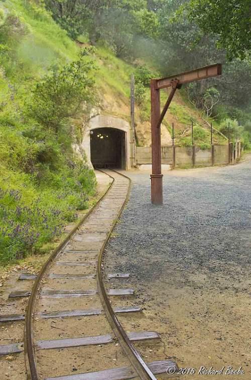 Black Diamond Mines in Antioch California