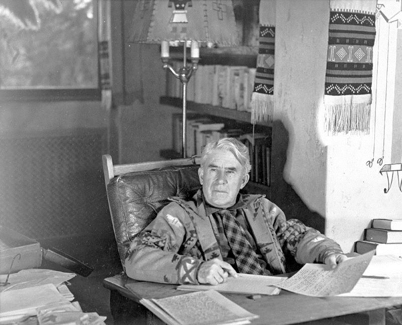 Zane Grey Estate Adventure Novelist