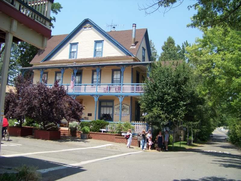 American River Inn, Georgetown, CA