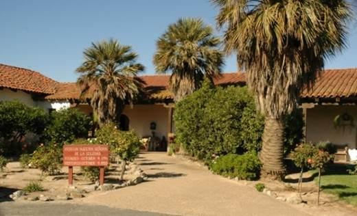 Los Coches Adobe, Soledad, CA