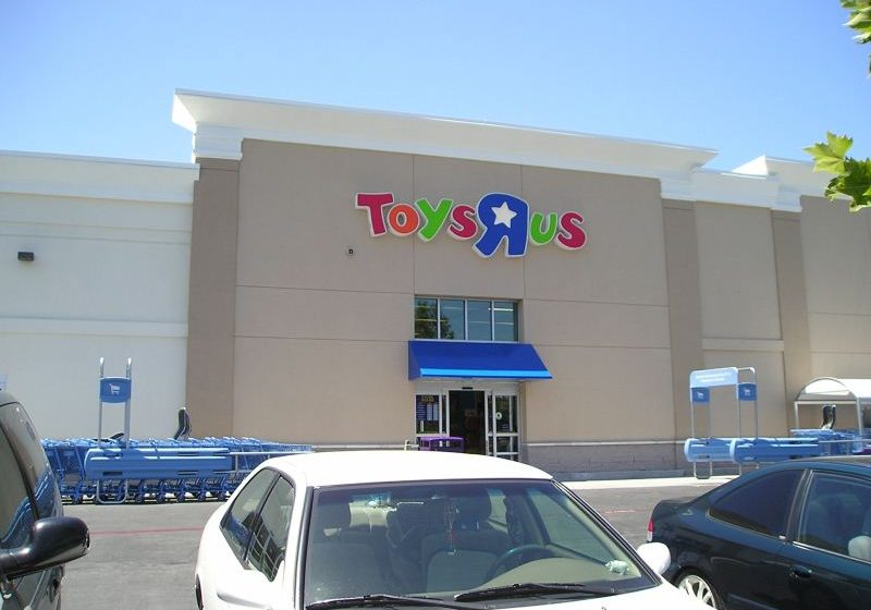 Haunted Toys R Us Sunnyvale