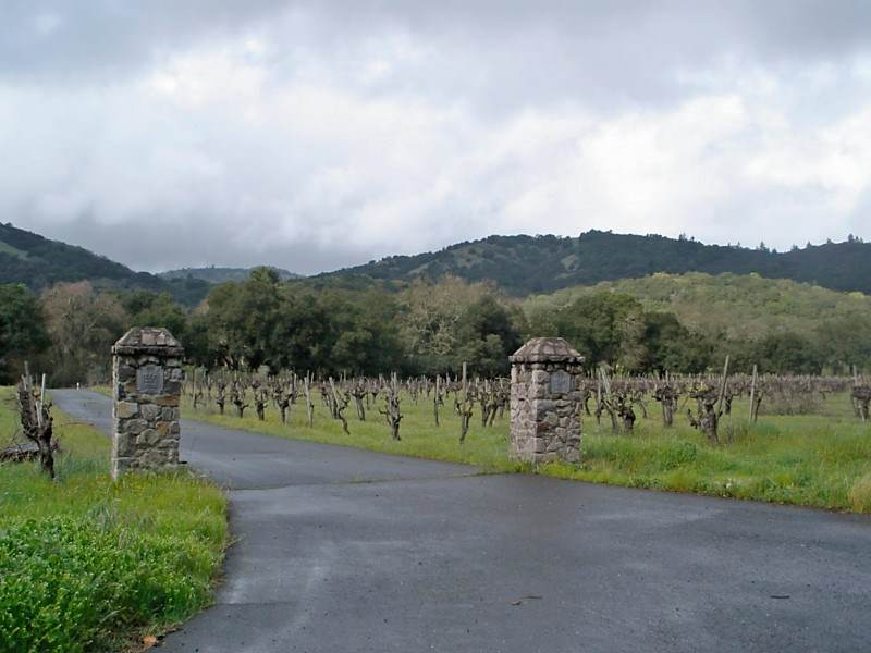 Bartholomew Park Winery in Sonoma County