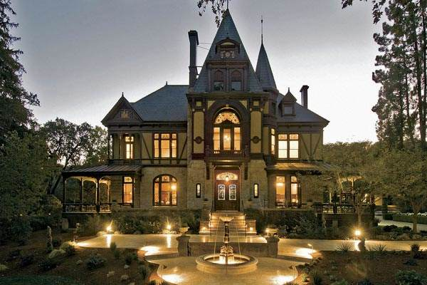 Beringer Winery in Napa Valley