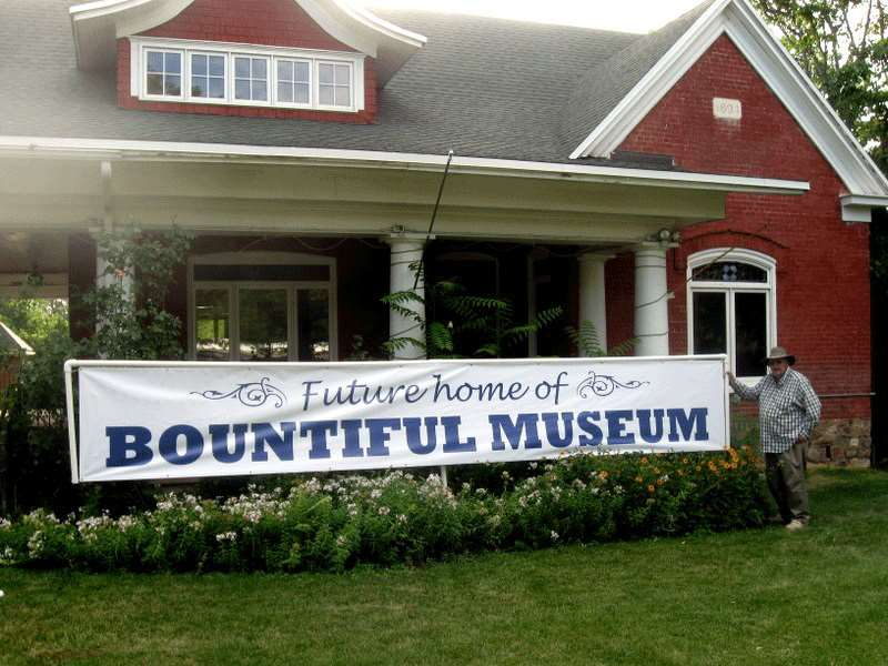Old Bountiful Museum, Bountiful