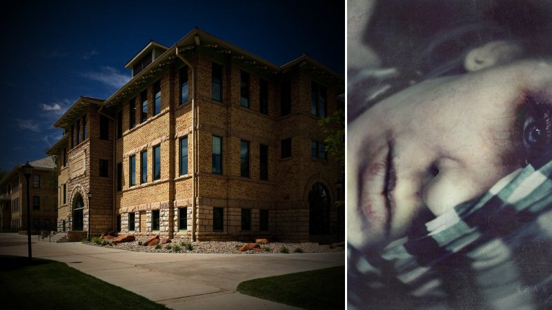 Paranormal activity has been reported at Old Main of Southern Utah University