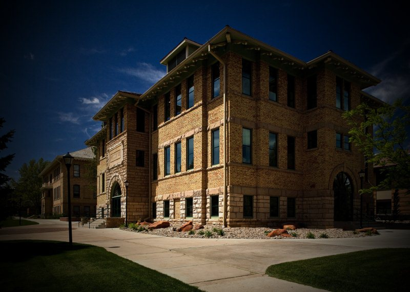 Paranormal activity has been reported at the Old Main of Southern Utah University