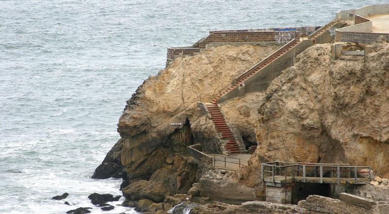 Sutro Baths Haunted Hiking Trail in San Francisco 2