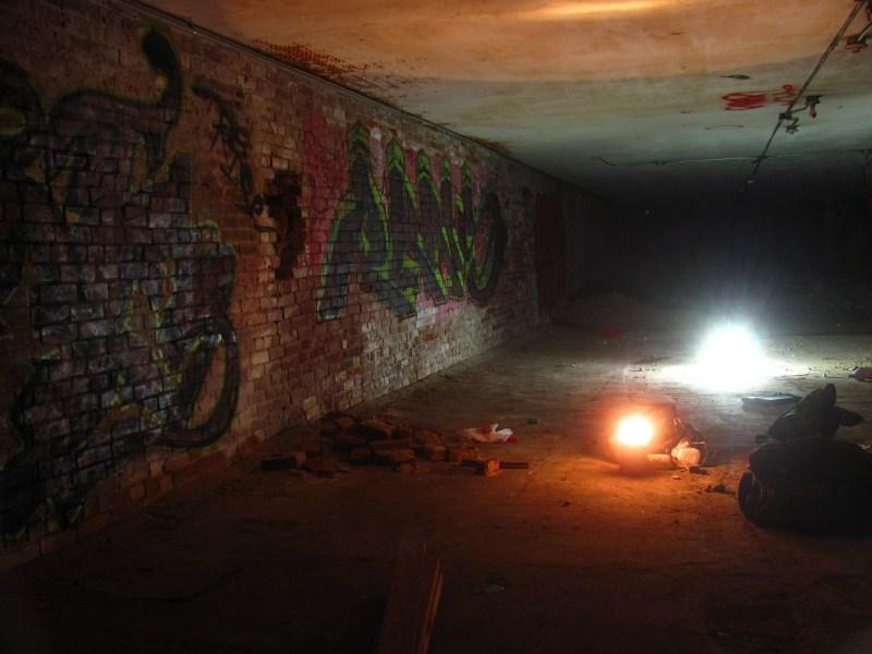 Sacramento Underground Ghost Tour