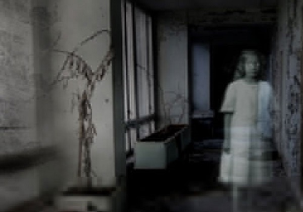 Ghost in hospital
