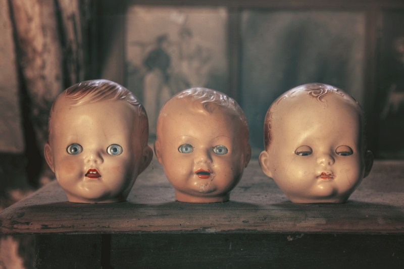 The Shocking Truth Behind Haunted Dolls