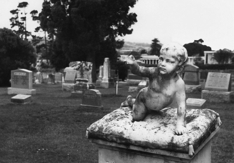 The Paranormal Mysteries of Colma