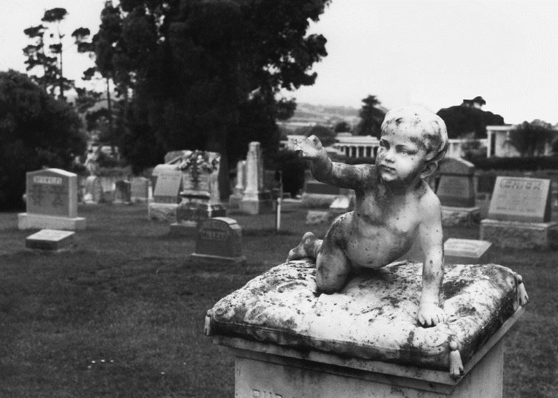 Beware Colma: The Town of the Dead