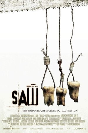 The Saw is one of the highest grosses horror movies of all time