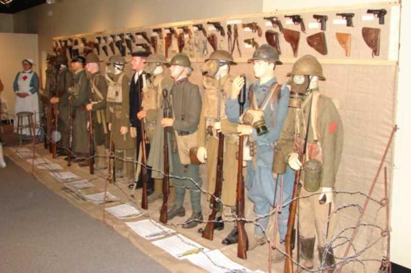Utah's military haunted attractions