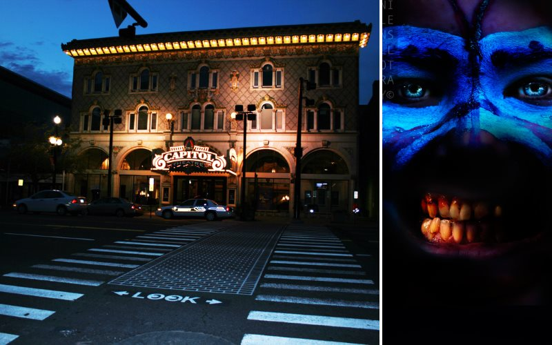 The Capitol Theater and other haunted attractions in Utah