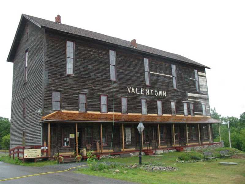 The Valentown Museum is one of New York's creepy haunted attractions