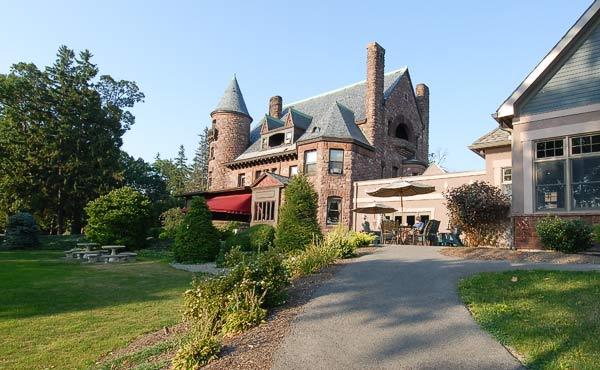 Belhurst Castle in New York