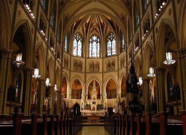 Most people don't know that the Most Holy Trinity Church is one of New York's haunted attractions
