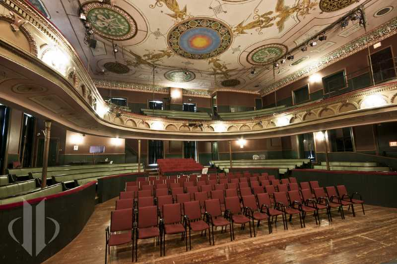 Cohoes Music Hall in New York