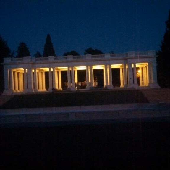 Cheesman Park is one of Colorado's most haunted attractions