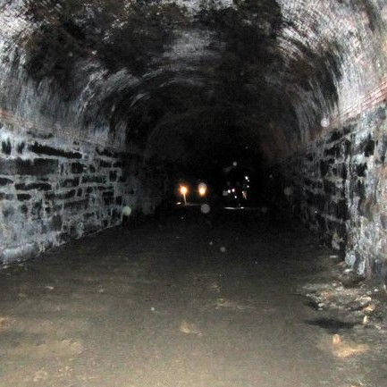 One of Colorado's haunted attractions Pasquinis underground tunnel used during prohibition as a tunnel to the speakeasy