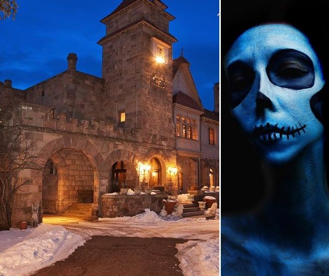 10 Scariest Haunted Attractions in Colorado