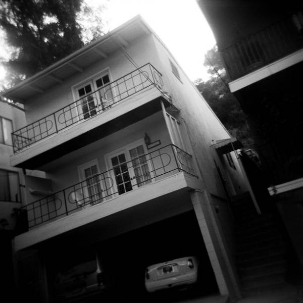 The Wonderland Murders House is one of many haunted places to visit in Los Angeles
