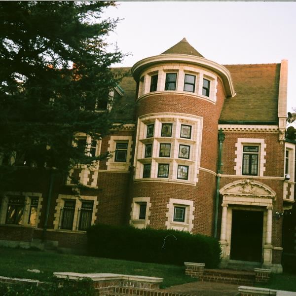 American Horror Story House in Los Angeles California