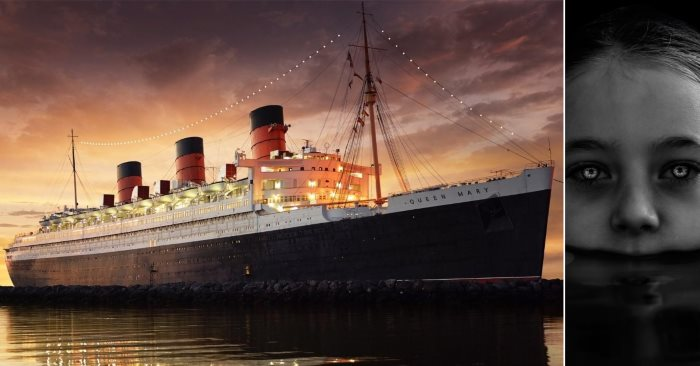 In this Queen Mary haunted tour review you'll get more than you bargained for 2